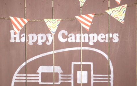 Finding Stress Relief in Camping
