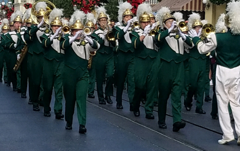 Marching Down Main Street USA