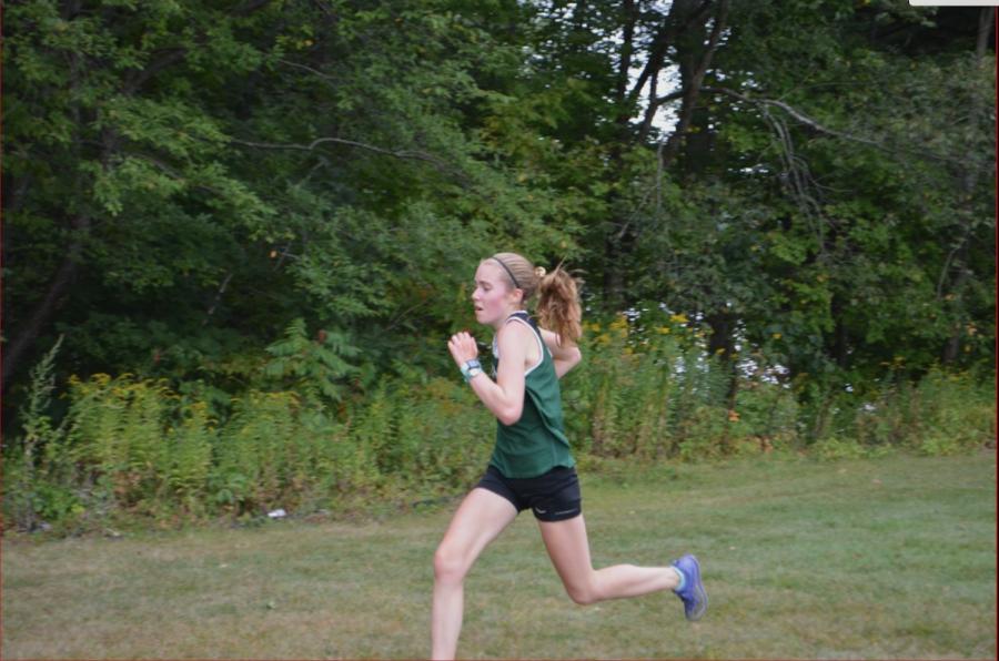 Fiona Picone's Course Record