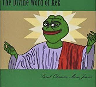 Meme Magic and the Cult of Kek