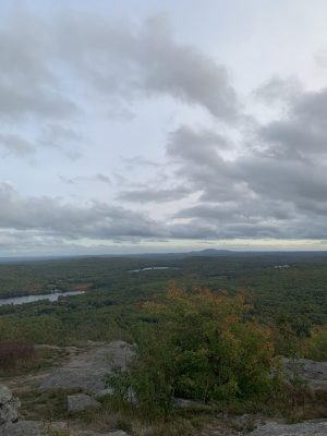 Mount Watatic Summit and Nutting Trial via Wapack Trail