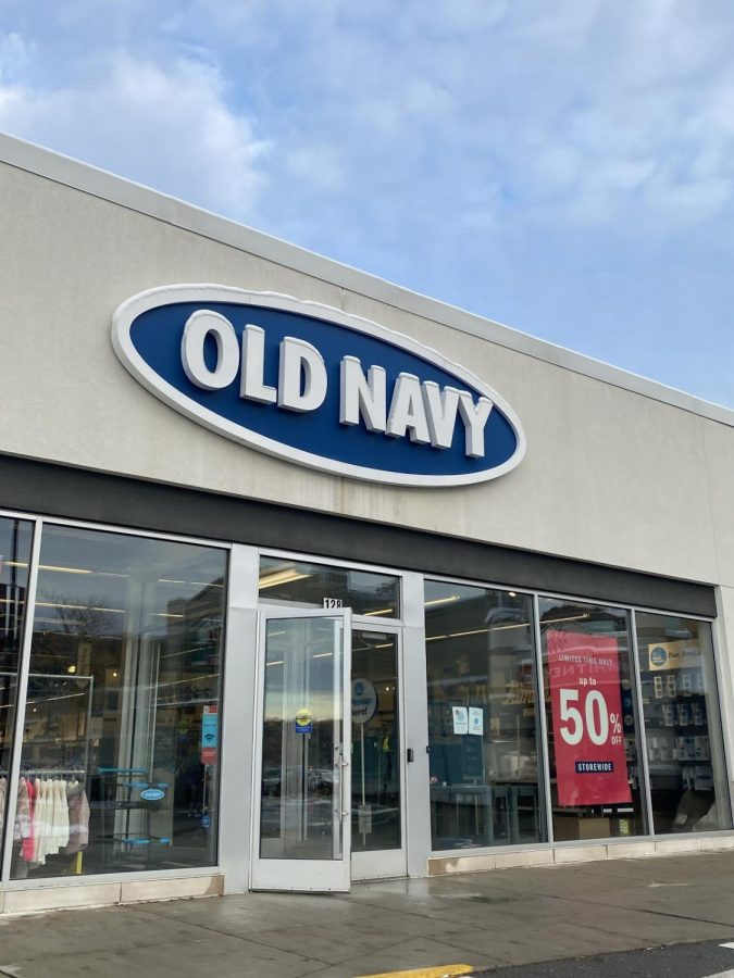 Old Navy at the Whitney Field Mall