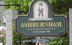 Entrance sign for Ashburnham