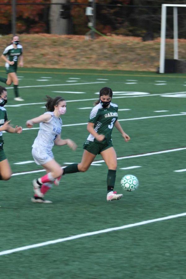 Home vs. Fitchburg in Girls' Soccer