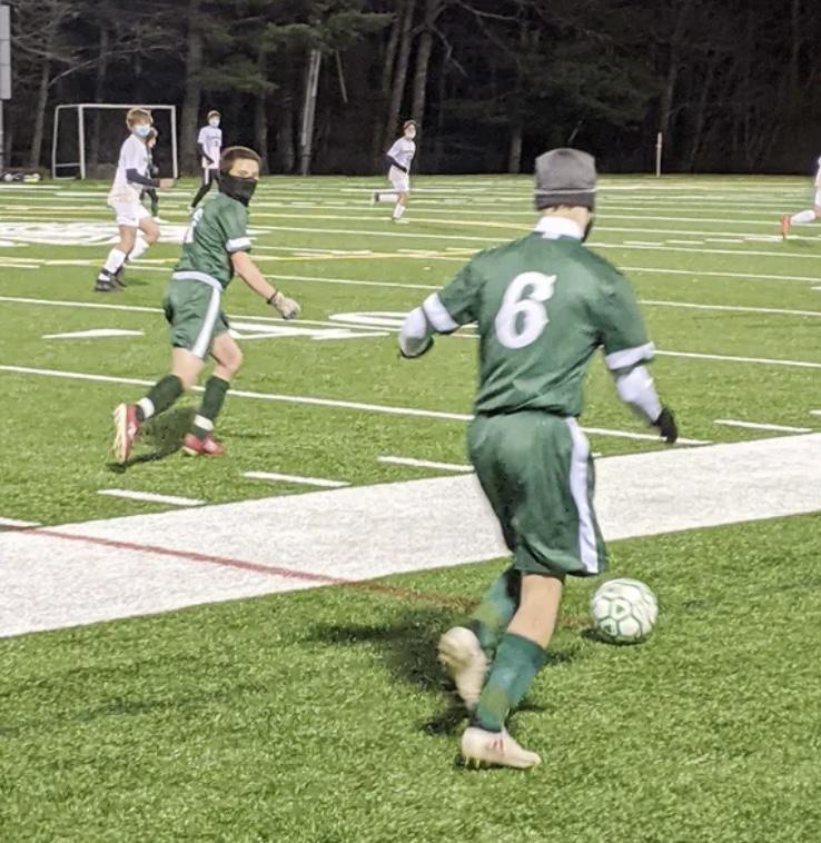 Boys' Soccer at Oakmont