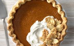 3 pie recipes for the holidays