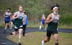 Spring Track Sprints On