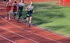 Spring Track Opens With Team Win