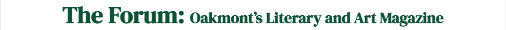 The Student News Site of Oakmont Regional High School