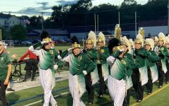 Oakmont Marching Band Places 1st at NESBA (Video/Photos Within)